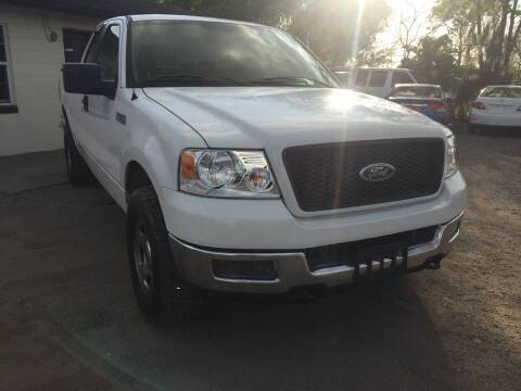 2005 Ford F-150 for sale at Excellent Autos of Orlando in Orlando FL