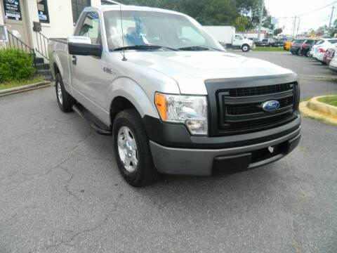 2013 Ford F-150 for sale at S & S Motors in Marietta GA