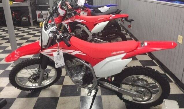 2021 Honda CRF250 DIRT BIKE for sale at Irv Thomas Honda Suzuki Polaris in Corpus Christi TX