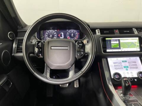 2018 Land Rover Range Rover Sport for sale at CU Carfinders in Norcross GA