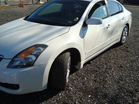 2009 Nissan Altima for sale at Branch Avenue Auto Auction in Clinton MD