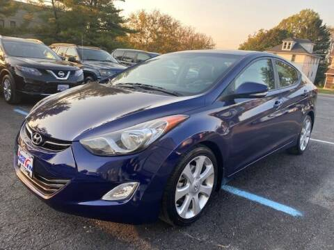 2013 Hyundai Elantra for sale at 1NCE DRIVEN in Easton PA