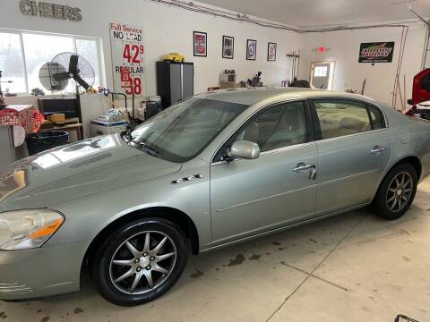 2006 Buick Lucerne for sale at The Auto Depot in Mount Morris MI