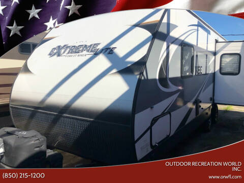 2017 Forest River VIBE Extreme Lite Series for sale at Outdoor Recreation World Inc. in Panama City FL
