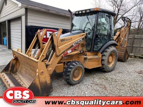 2006 Case IH  580 SUPER M SERIES 2 for sale at CBS Quality Cars in Durham NC
