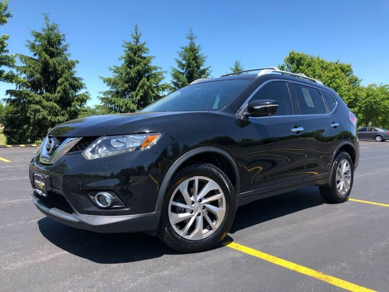 2014 Nissan Rogue for sale at Car Stars in Elmhurst IL
