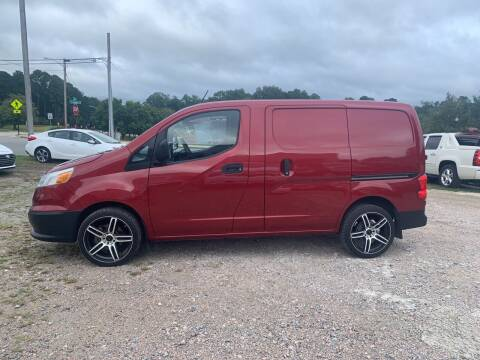 2015 Chevrolet City Express Cargo for sale at DAB Auto World & Leasing in Wake Forest NC