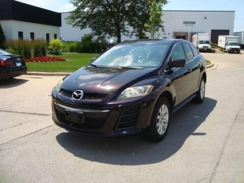 2011 Mazda CX-7 for sale at ARIANA MOTORS INC in Addison IL