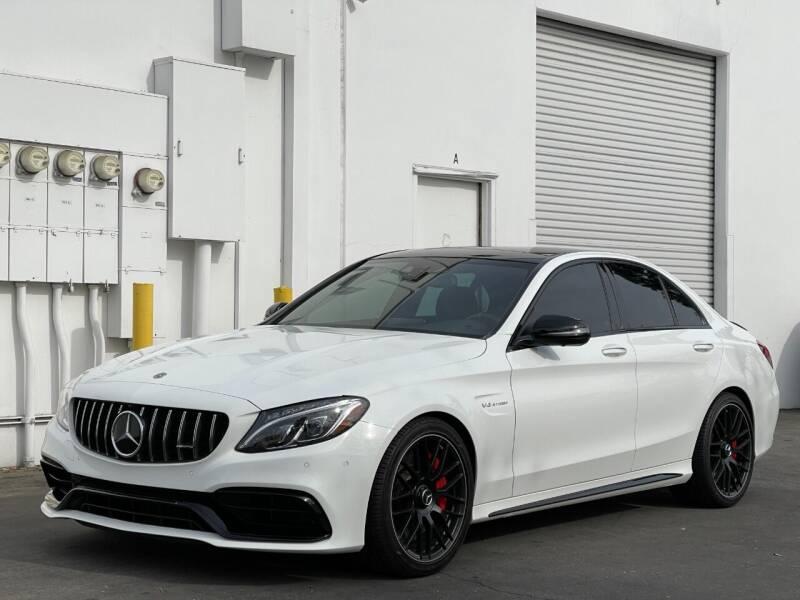 2018 Mercedes-Benz C-Class for sale at Corsa Exotics Inc in Montebello CA