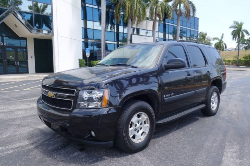 2007 Chevrolet Tahoe for sale at SR Motorsport in Pompano Beach FL
