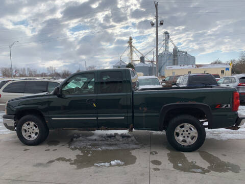 2003 Chevrolet Silverado 1500 for sale at Dakota Auto Inc. in Dakota City NE