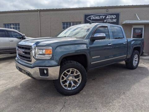 2014 GMC Sierra 1500 for sale at Quality Auto of Collins in Collins MS