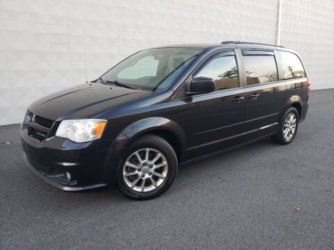2012 Dodge Grand Caravan for sale at Positive Auto Sales, LLC in Hasbrouck Heights NJ