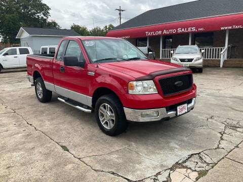 2005 Ford F-150 for sale at Taylor Auto Sales Inc in Lyman SC