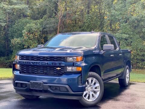 2021 Chevrolet Silverado 1500 for sale at Sebar Inc. in Greensboro NC