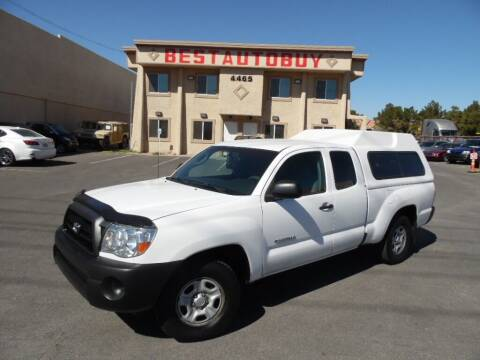 2008 Toyota Tacoma for sale at Best Auto Buy in Las Vegas NV