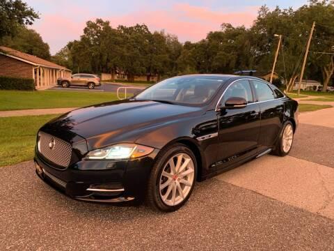 2018 Jaguar XJ for sale at P J Auto Trading Inc in Orlando FL