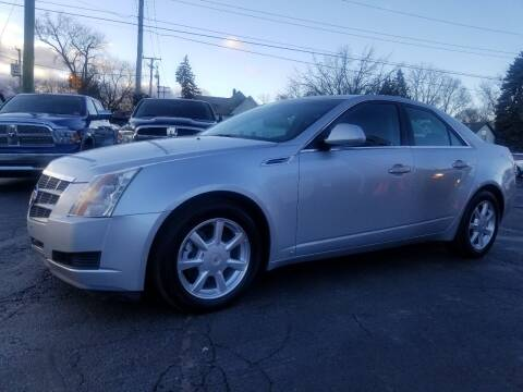 2009 Cadillac CTS for sale at DALE'S AUTO INC in Mt Clemens MI