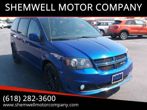 2019 Dodge Grand Caravan for sale at SHEMWELL MOTOR COMPANY in Red Bud IL