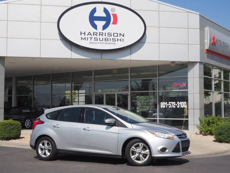 2014 Ford Focus for sale at Harrison Imports in Sandy UT