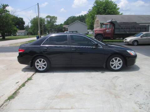 2004 Honda Accord for sale at Burt's Discount Autos in Pacific MO