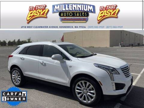 2019 Cadillac XT5 for sale at Millennium Auto Sales in Kennewick WA