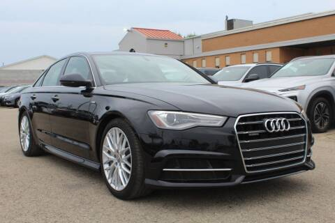 2017 Audi A6 for sale at SHAFER AUTO GROUP in Columbus OH