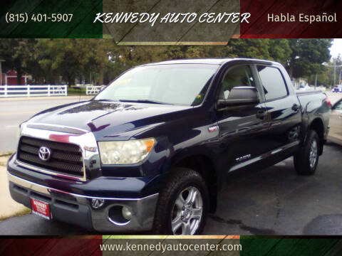 2008 Toyota Tundra for sale at KENNEDY AUTO CENTER in Bradley IL