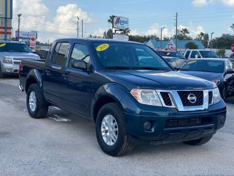 2019 Nissan Frontier for sale at Marvin Motors in Kissimmee FL
