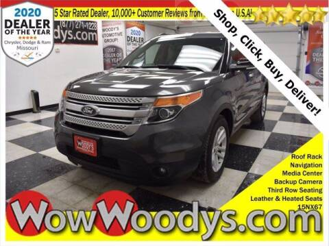 2015 Ford Explorer for sale at WOODY'S AUTOMOTIVE GROUP in Chillicothe MO
