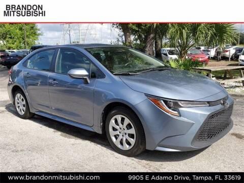2020 Toyota Corolla for sale at Brandon Mitsubishi in Tampa FL