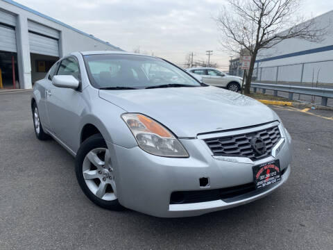 2008 Nissan Altima for sale at JerseyMotorsInc.com in Teterboro NJ