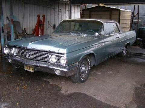 1963 Buick LeSabre for sale at SARCO ENTERPRISE inc in Houston TX