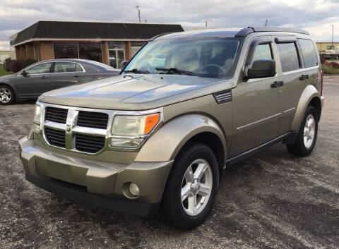 2007 Dodge Nitro for sale at RAP Automotive in Goshen IN
