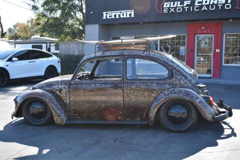1972 Volkswagen Beetle for sale at Gulf Coast Exotic Auto in Biloxi MS