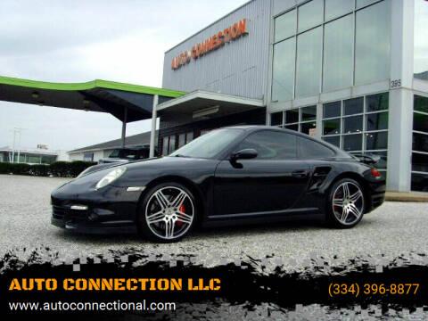 2008 Porsche 911 for sale at AUTO CONNECTION LLC in Montgomery AL