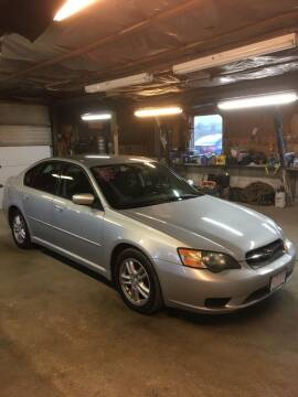 2005 Subaru Legacy for sale at Lavictoire Auto Sales in West Rutland VT
