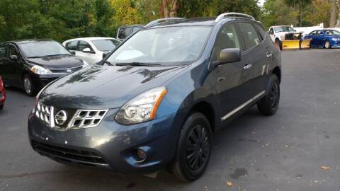 2015 Nissan Rogue Select for sale at JBR Auto Sales in Albany NY