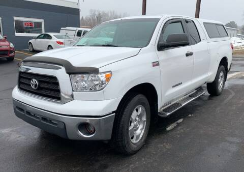 2007 Toyota Tundra for sale at Eagle Auto LLC in Green Bay WI