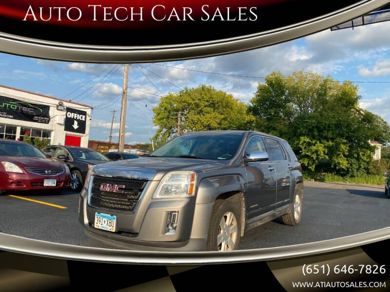 2012 GMC Terrain for sale at Auto Tech Car Sales in Saint Paul MN