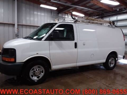 2012 Chevrolet Express Cargo for sale at East Coast Auto Source Inc. in Bedford VA