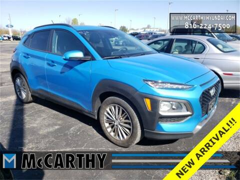 2018 Hyundai Kona for sale at Mr. KC Cars - McCarthy Hyundai in Blue Springs MO