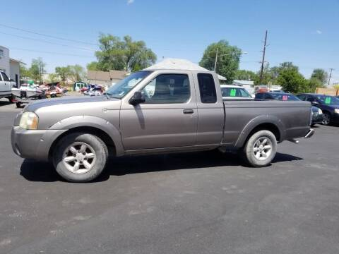 2004 Nissan Frontier for sale at BRAMBILA MOTORS in Pocatello ID