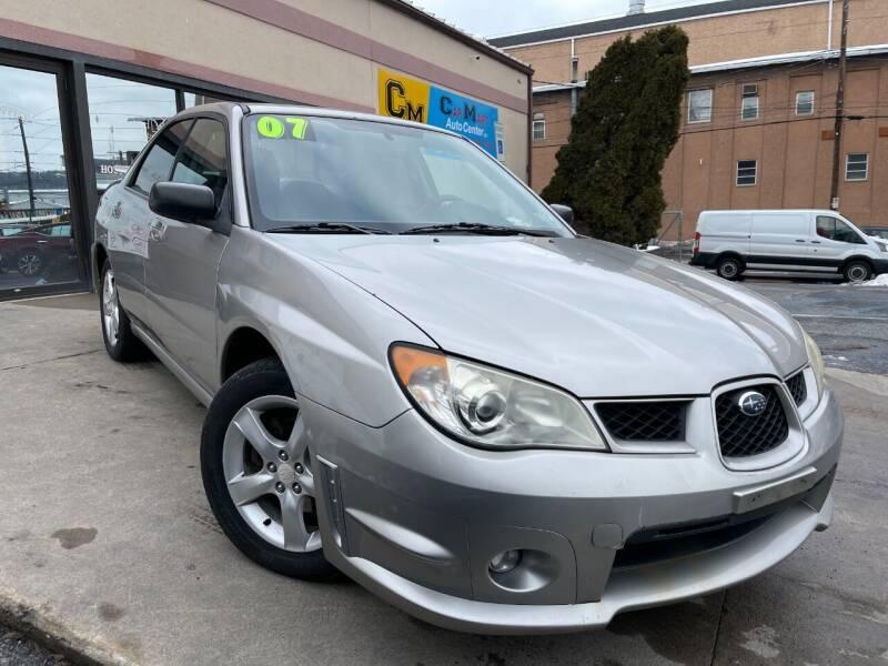 2007 Subaru Impreza for sale at Car Mart Auto Center II, LLC in Allentown PA