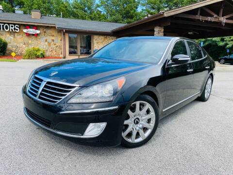 2013 Hyundai Equus for sale at Classic Luxury Motors in Buford GA