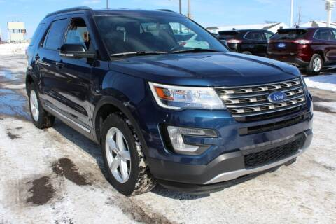 2017 Ford Explorer for sale at L & L MOTORS LLC - REGULAR INVENTORY in Wisconsin Rapids WI