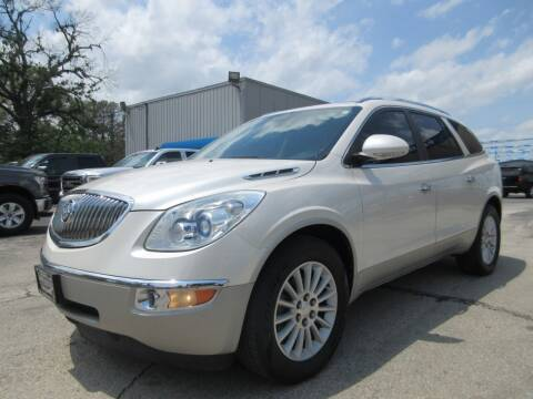 2009 Buick Enclave for sale at Quality Investments in Tyler TX