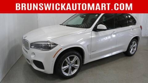 2018 BMW X5 for sale at Brunswick Auto Mart in Brunswick OH