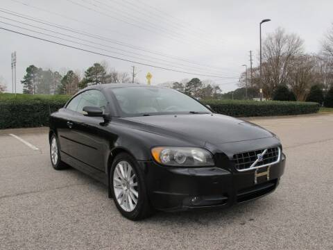 2006 Volvo C70 for sale at Best Import Auto Sales Inc. in Raleigh NC