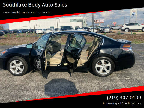 2007 Nissan Altima for sale at Southlake Body Auto Sales in Merrillville IN